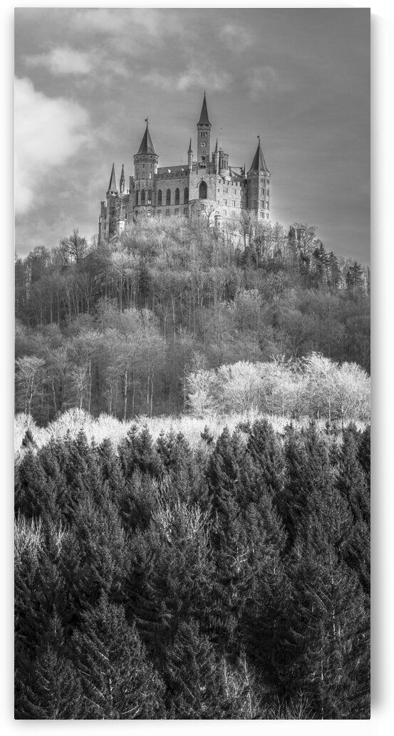 Hohenzollern Castle, Germany by Assaf Frank