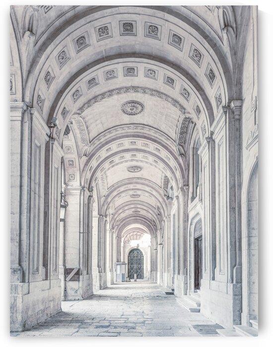 National Library of Malta, Valletta by Assaf Frank