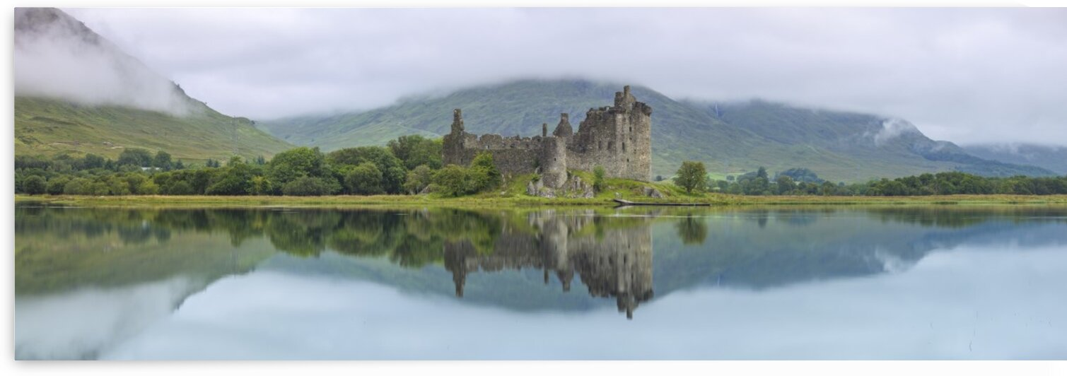Kilchurn Castle, Loch Awe, Scotland by Assaf Frank