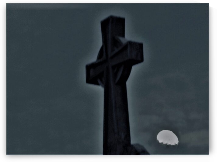 Moonshine Cross by Jolan Cecil