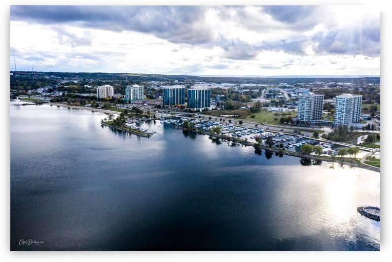 Southern Waterfront by Chris Dickey