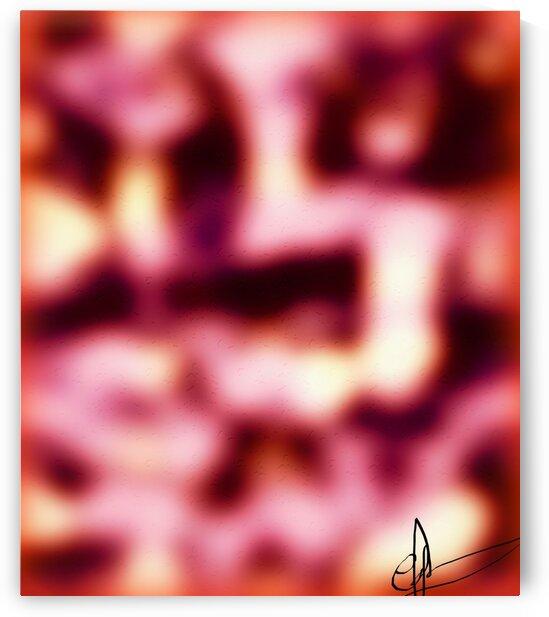 Crimson Visitors by Ed Purchla