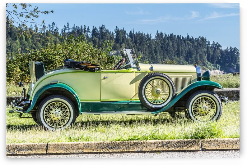 1929 Willys Whippet by bj clayden photography