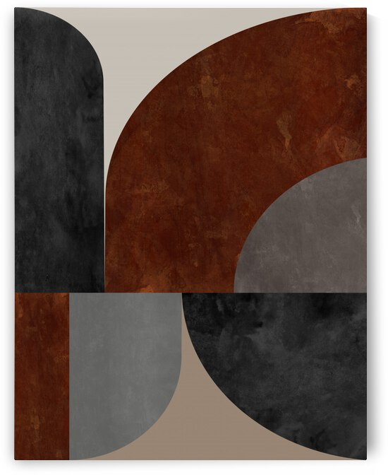 Abstract Composition 1150 by Angel Estevez