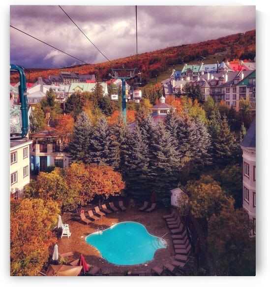 Mont Tremblant by Patricia Jekki