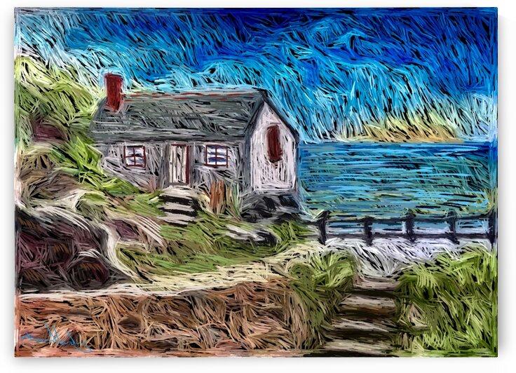 Cornwall  by KJHArt