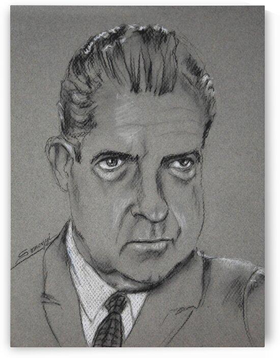 Tricky Dick -- Richard M. Nixon by Jayne Somogy
