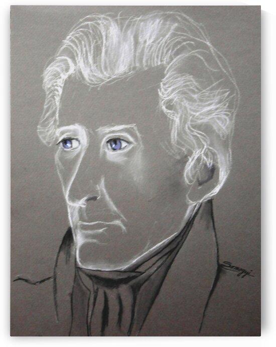 Andrew Jackson by Jayne Somogy