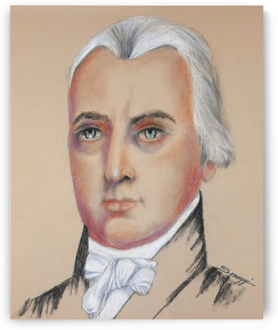 James Madison by Jayne Somogy