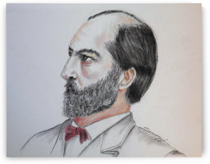 James A. Garfield by Jayne Somogy