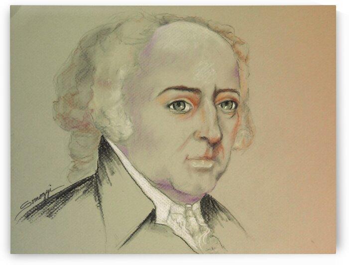 John Adams by Jayne Somogy