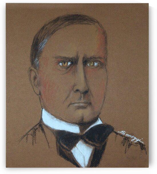 William McKinley by Jayne Somogy