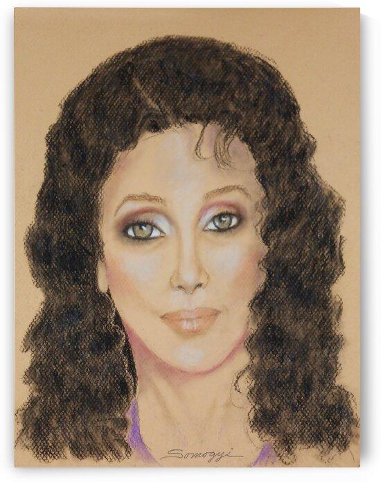 Cher by Jayne Somogy