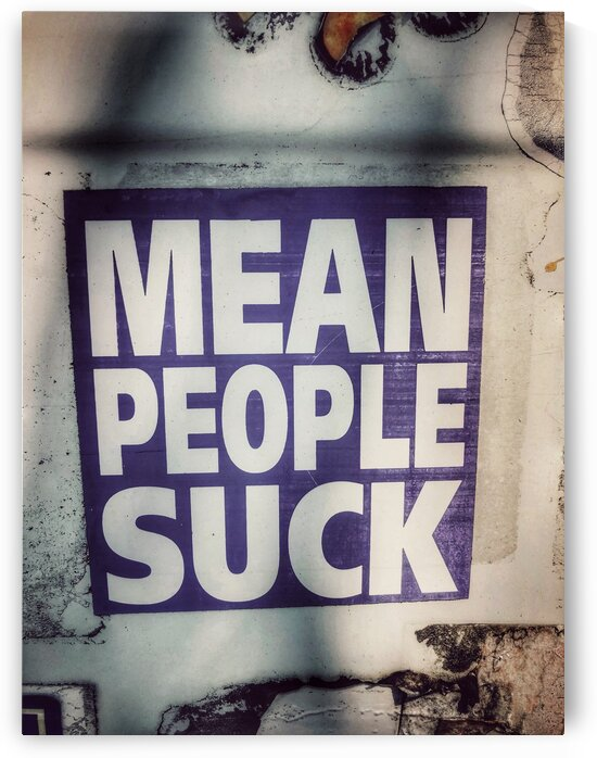 All About Mean People by UrbanStreetBeats