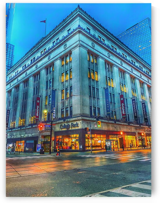 Yonge and College  by UrbanStreetBeats