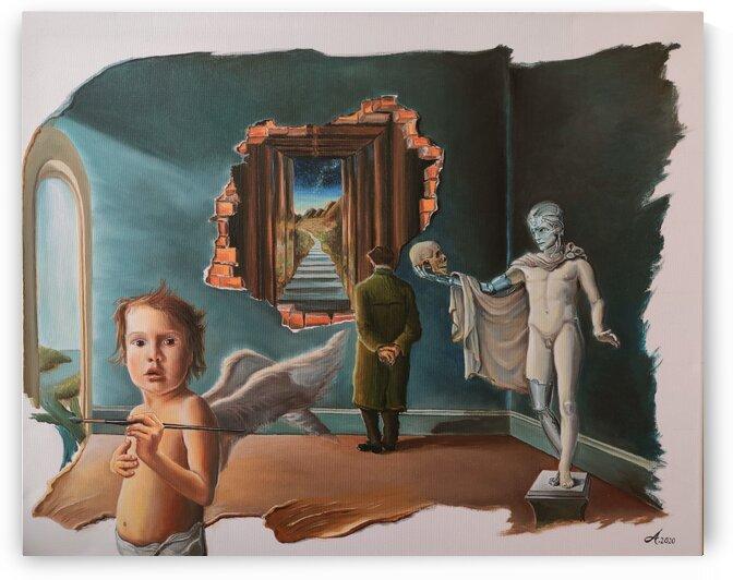 Just an illusion by Adina Lupan