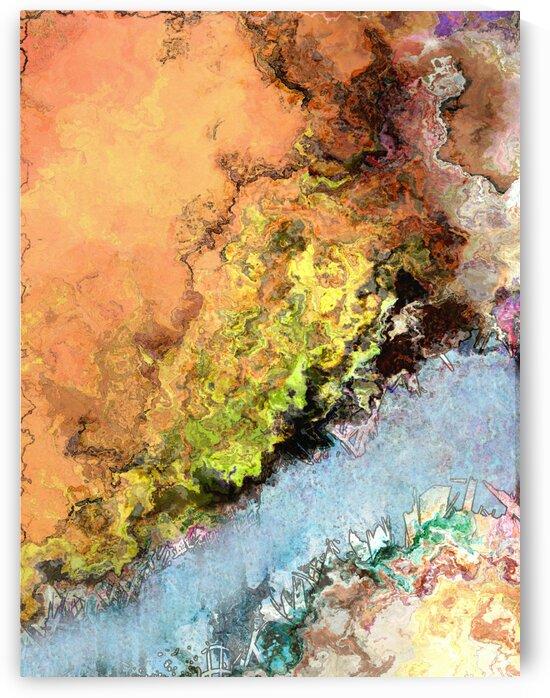 Strait by Helmut Licht