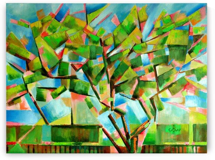 Cubistic Spring at Voorburg - 05-05-16 by corneakkers