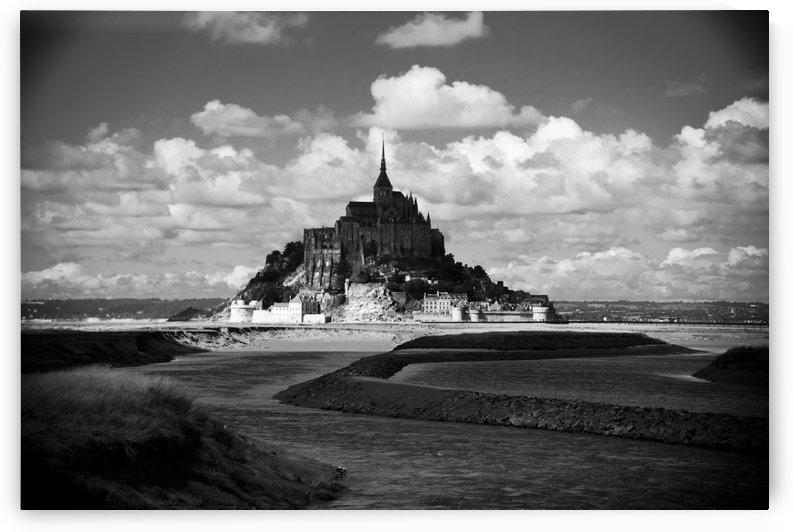 Mont St-Michel by Fabien Dormoy