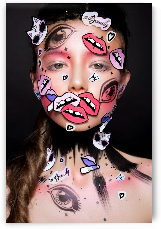 Beauty portrait by Dmitro Inozemtsev