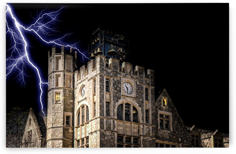 BellTowerandClock Edit by Darryl Brooks
