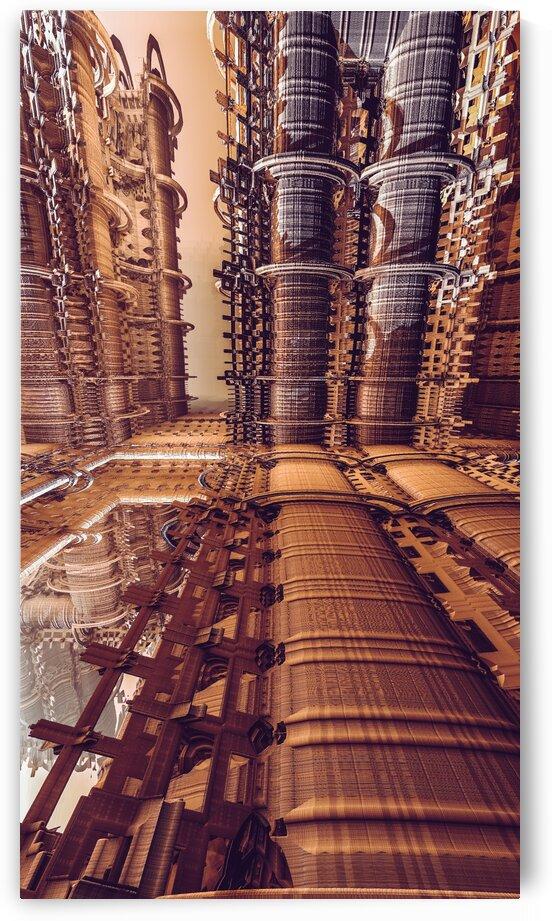 Jalma city  by Jean-Francois Dupuis