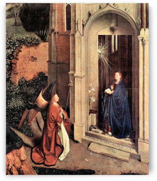 Proclamation by Jan Van Eyck by Jan Van Eyck