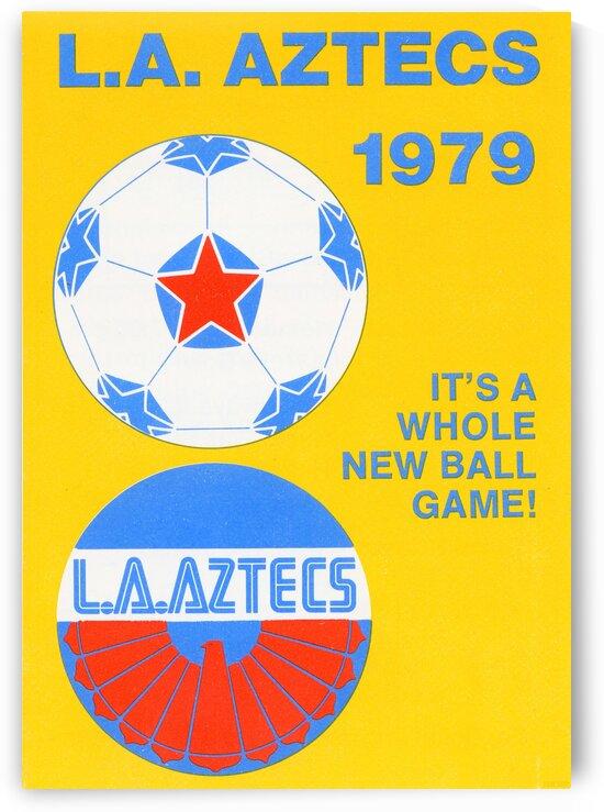 1979 LA Aztecs by Row One Brand