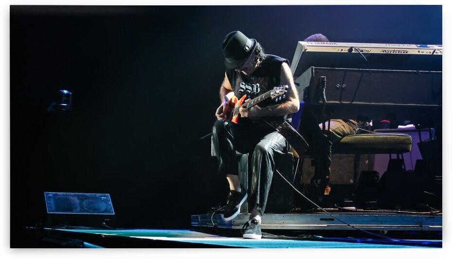 Carlos Santana 4 by Nicholas