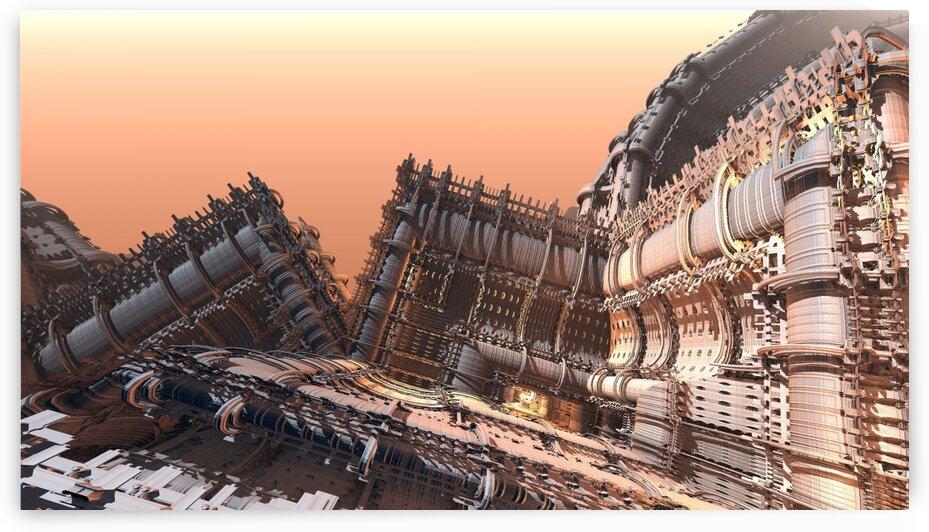 Titan by Jean-Francois Dupuis