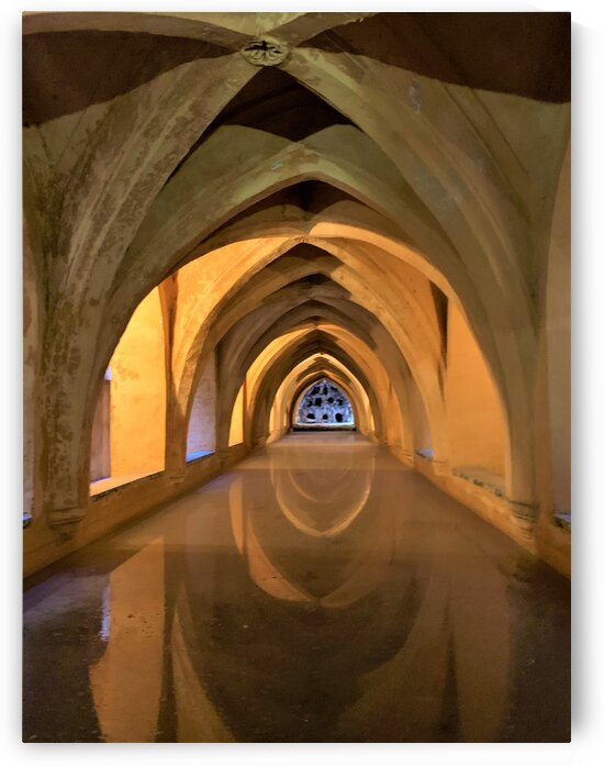 Alcazar Baths by Steve Hauer - Originals