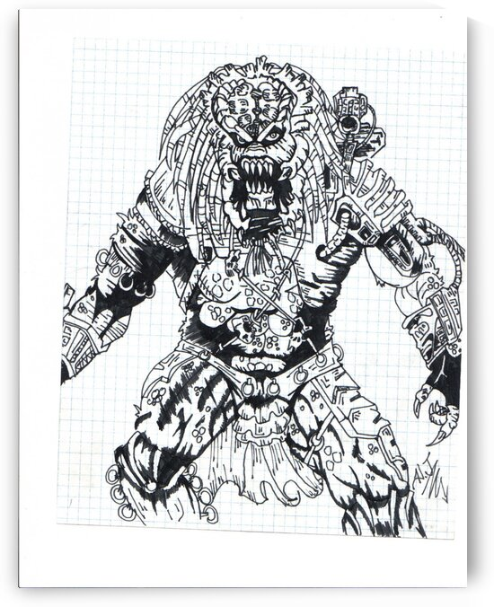 Predator by Betojimenez