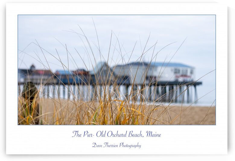 The Pier by Dave Therrien