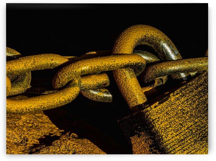 Chaines  by Jean-Francois Dupuis