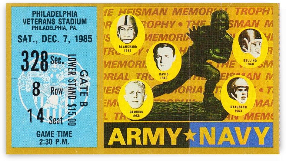 1985 Army vs. Navy by Row One Brand