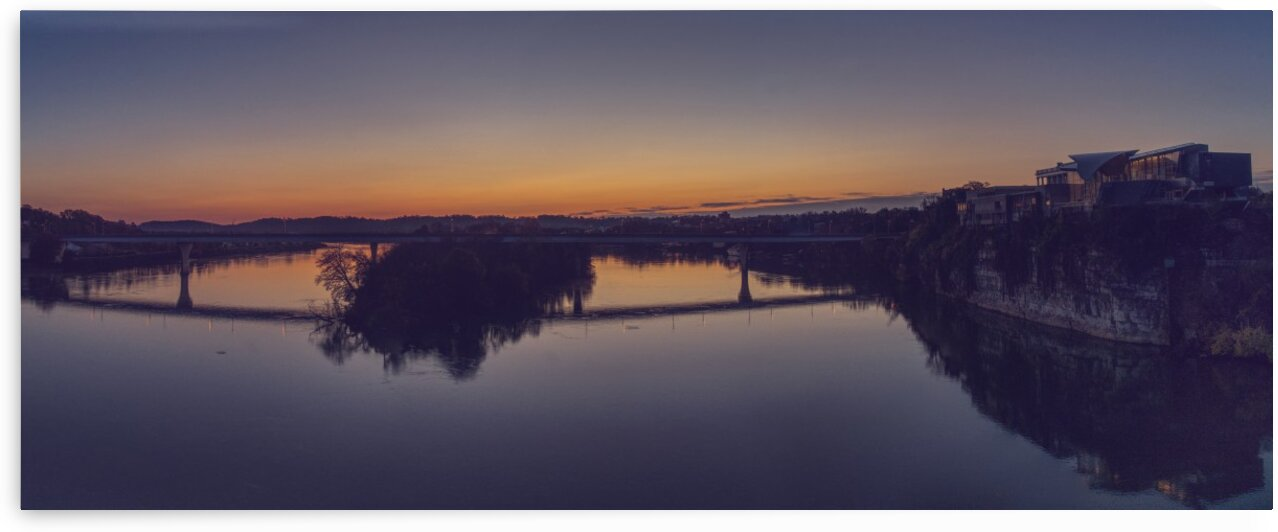 Sunrise Panorama 6 by SimplyNoogaPics