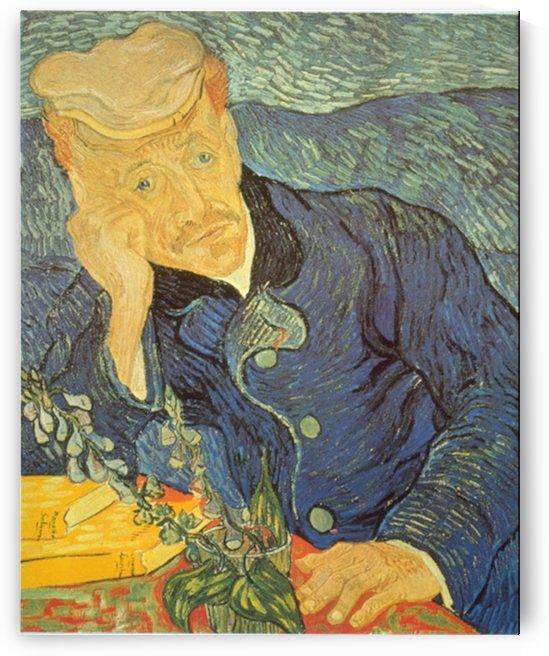 Ravoux by Van Gogh by Van Gogh