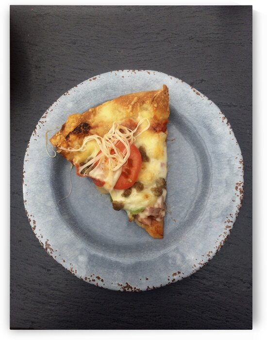 Pizza plate by Amazing