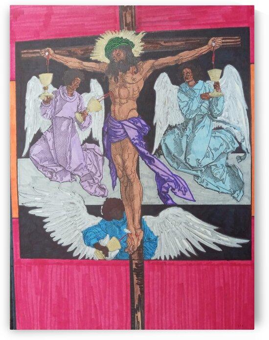 Jesus 2 by Betojimenez