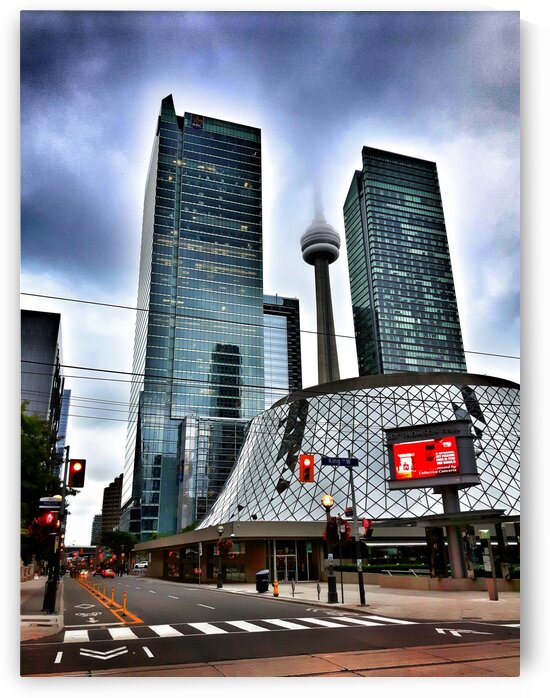 Toronto symphony orchestra by Jacques Frenette