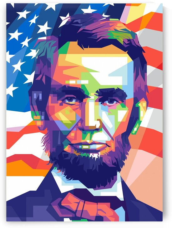 Abraham Lincoln by wpapartist
