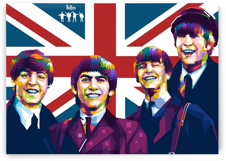 The Beatles by wpapartist