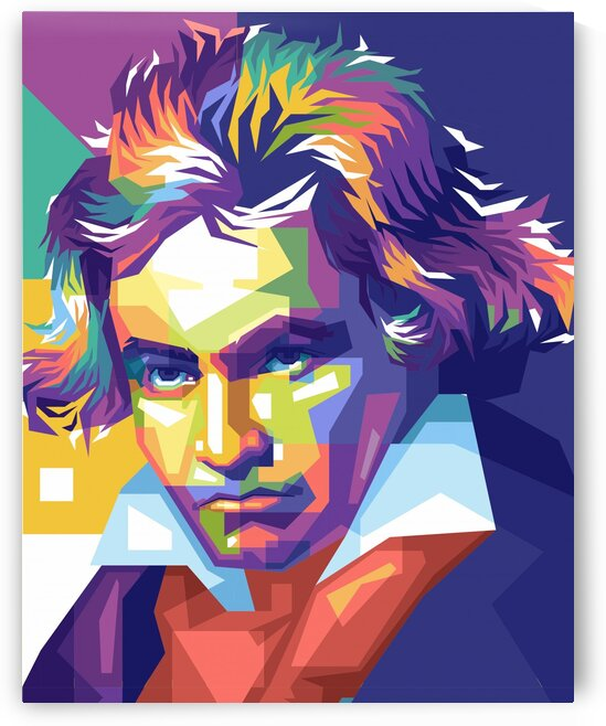 Beethoven by wpapartist