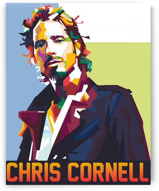 Chris Cornell by wpapartist