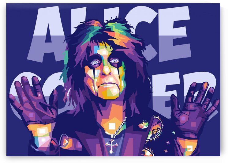 Alice Cooper by wpapartist