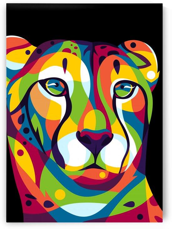 The Wild Cheetah by wpaprint
