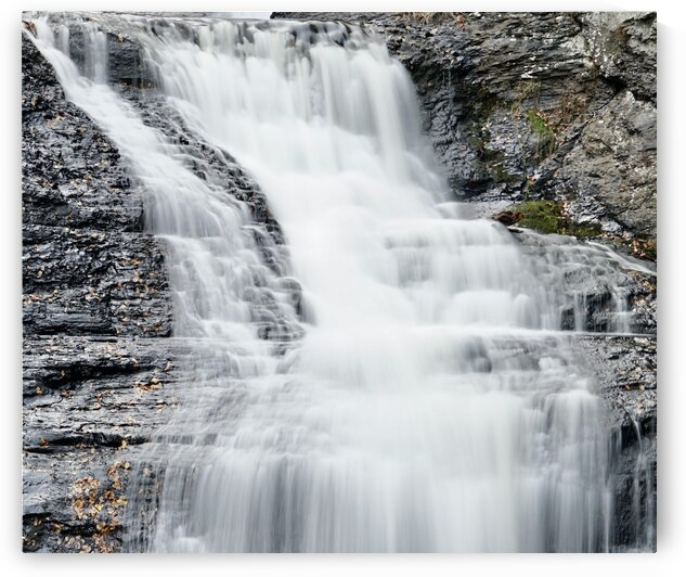 Raymondskill Falls  by Scott Deyo