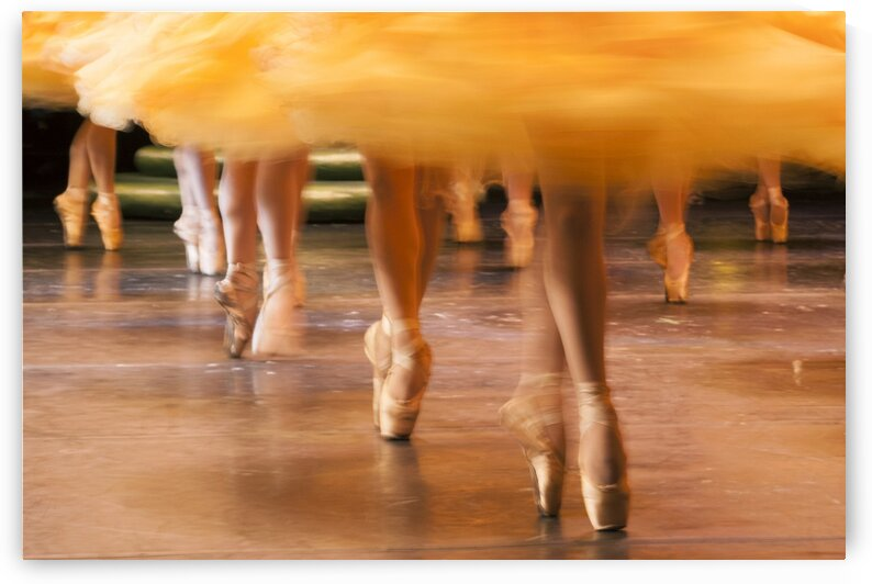 Ballet 6 by Henry Pontual