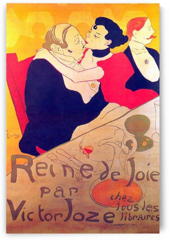 Rene de Joie by Toulouse-Lautrec by Toulouse-Lautrec