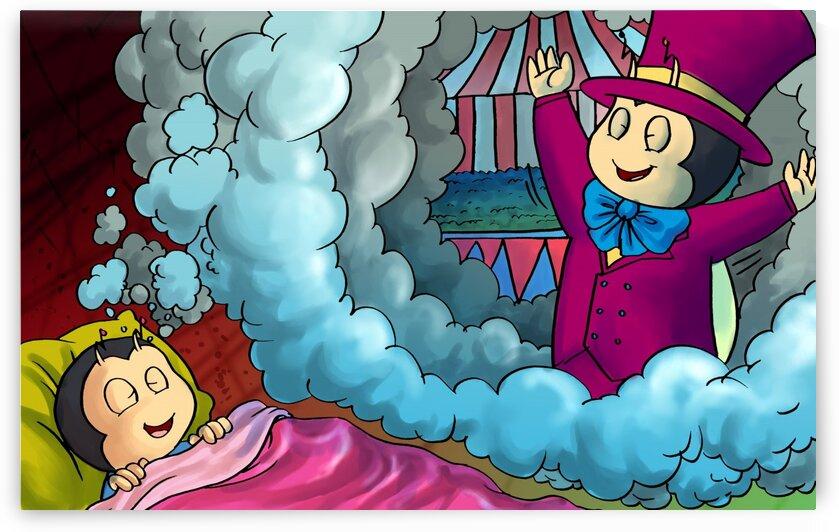 Circus Dreams - Bugville Critters by Robert Stanek